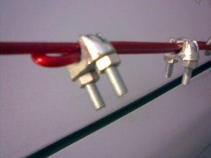 element de fixare cablu